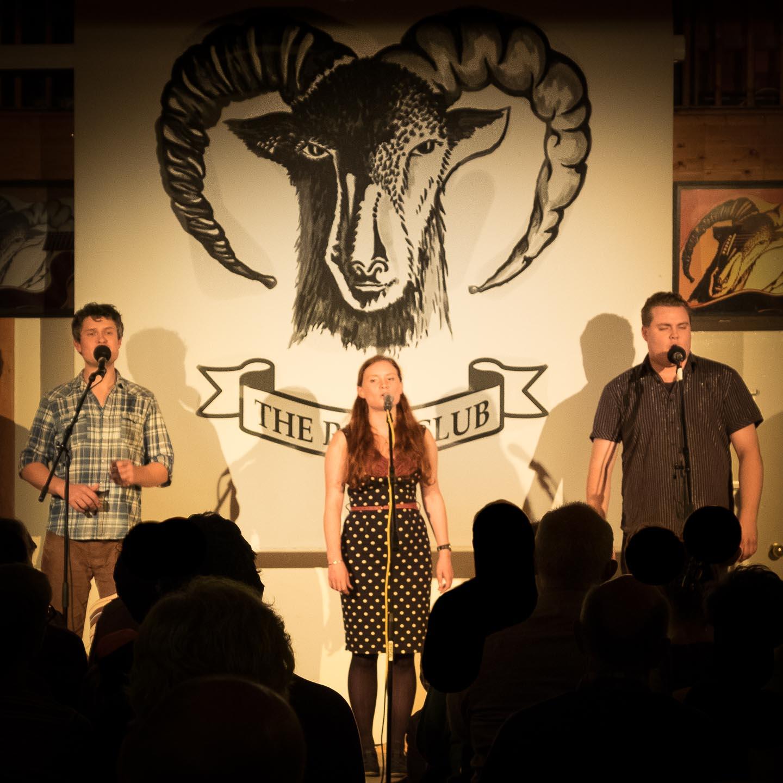 The Dovetail Trio