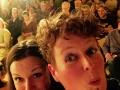 O'Hooleyand Tidow selfie at the Ram Club