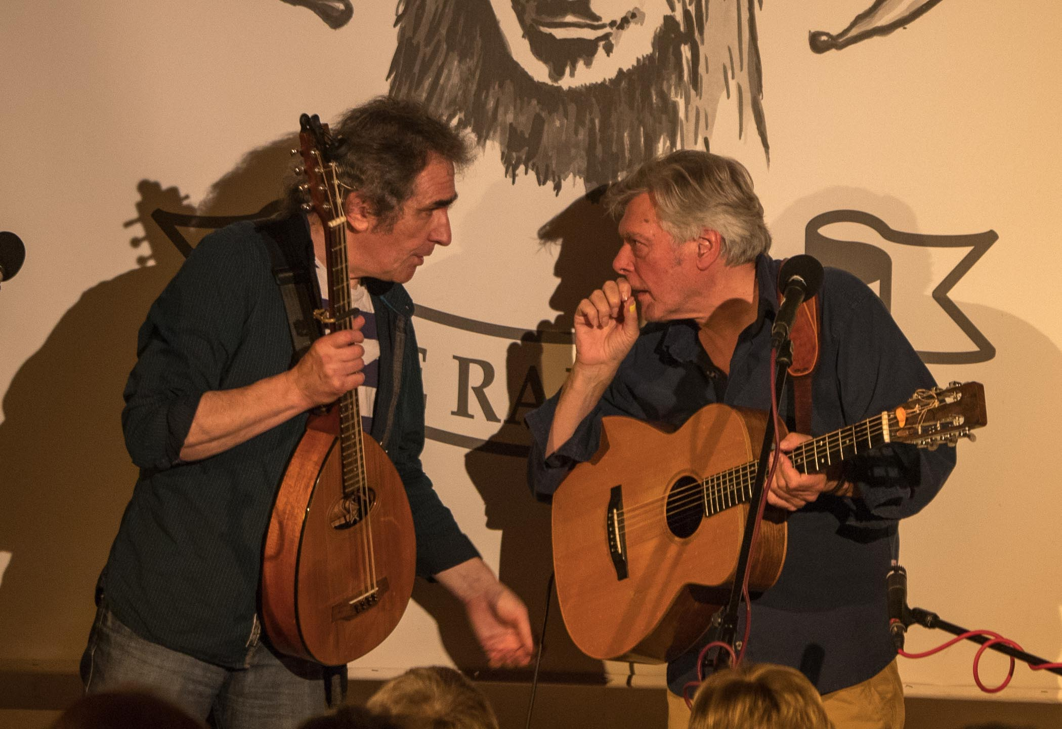 Steve Tilston and Jez Lowe