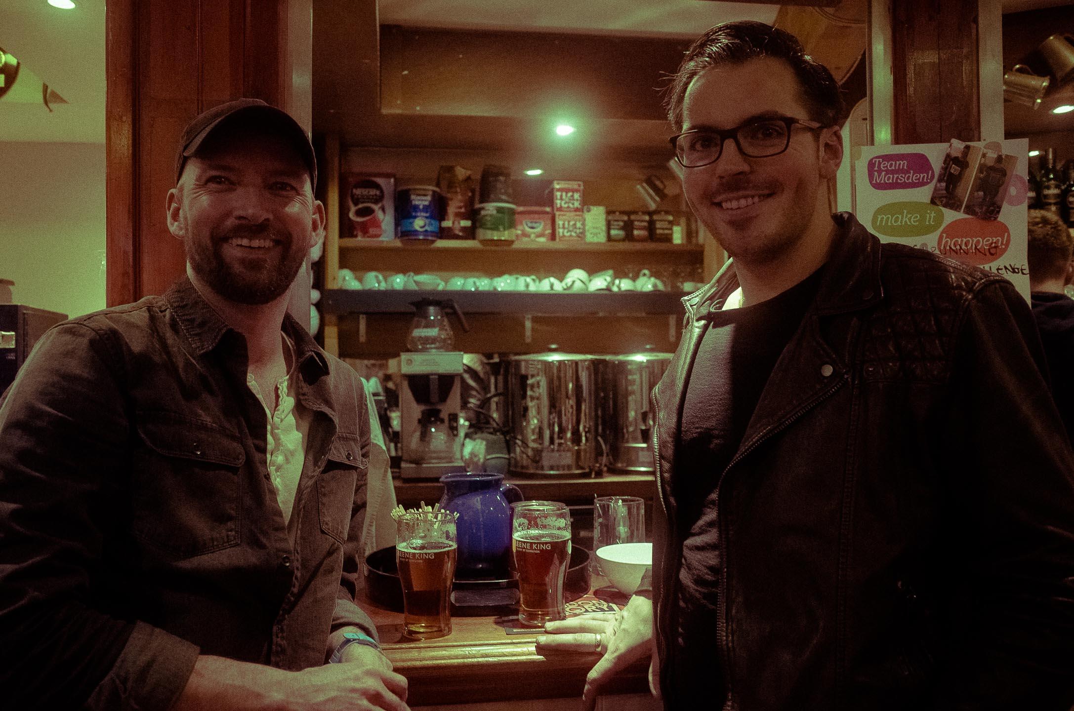 Joe Topping & Scott Poley