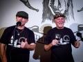 Anthony John Clarke & Dave Pegg