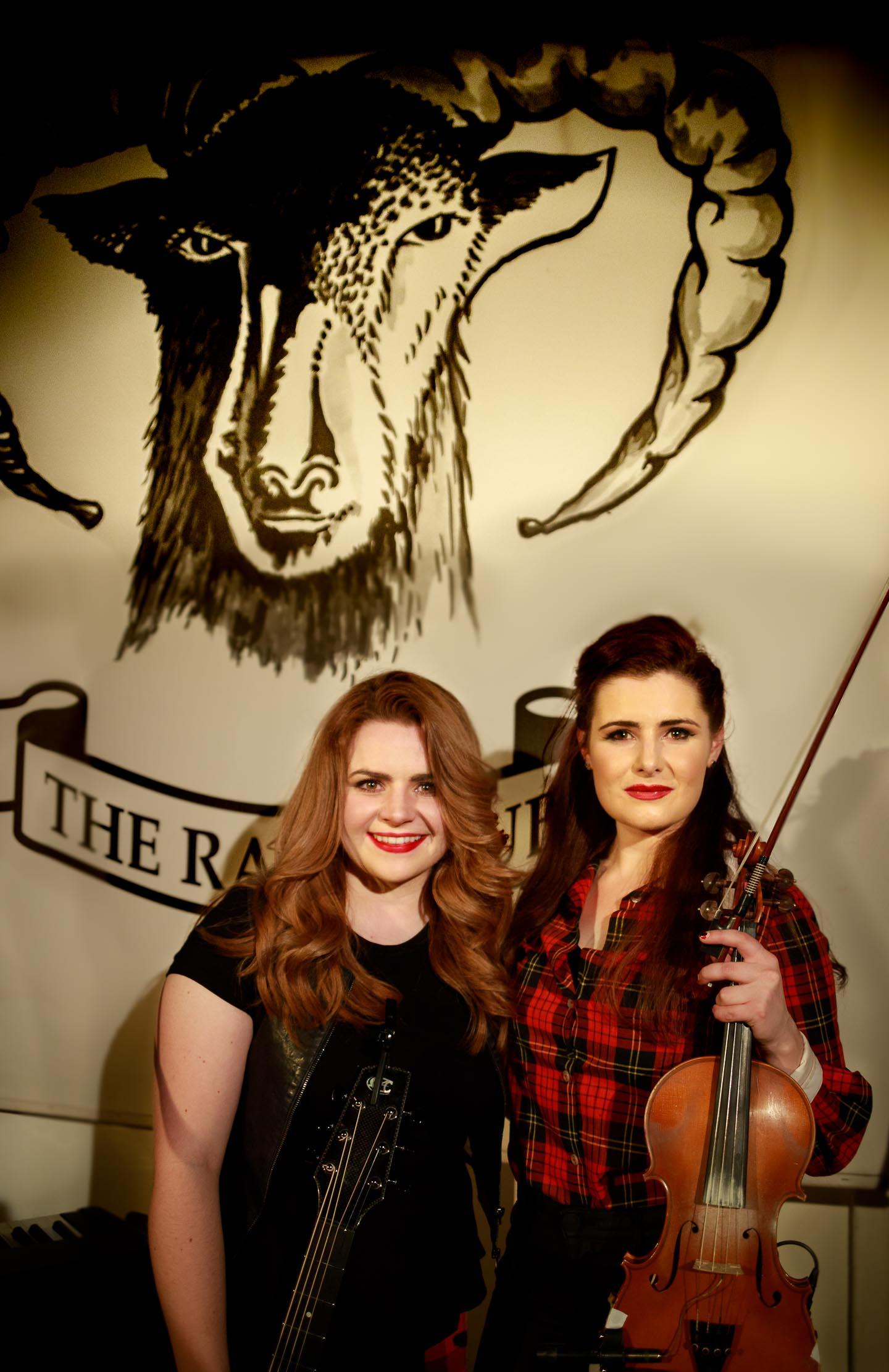 Cassie and Maggie MacDonald