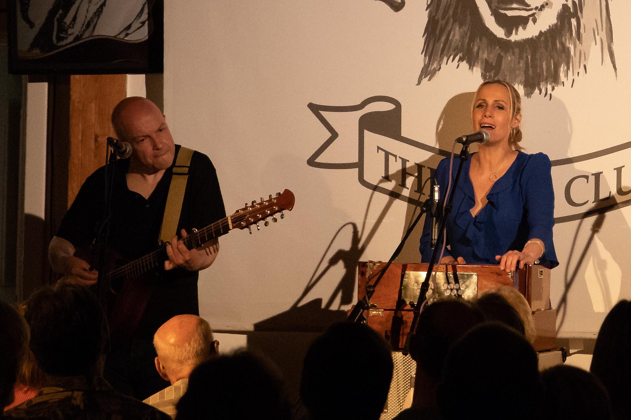Heidi Talbot & John McCusker