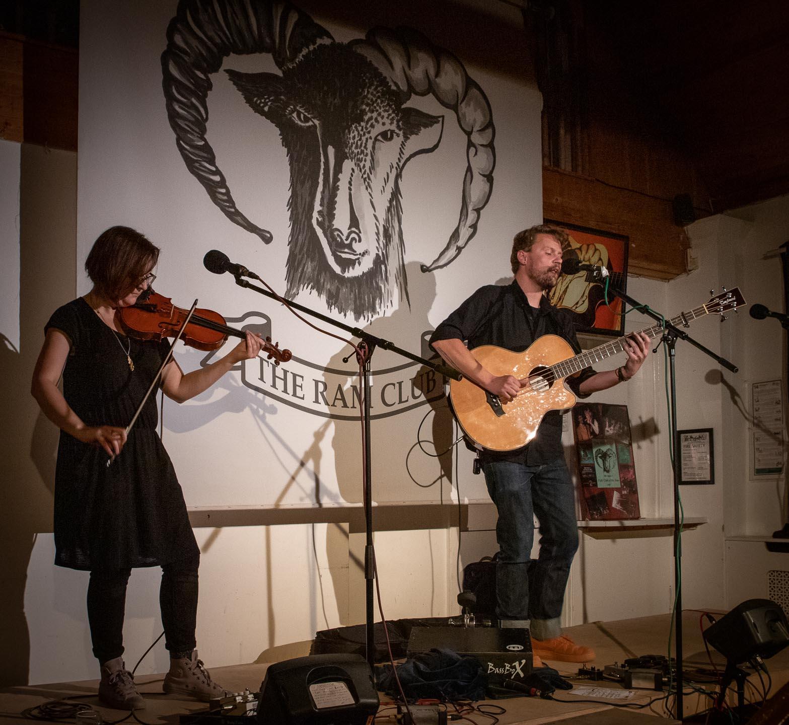 Thom Ashworth & Ellie Wilson