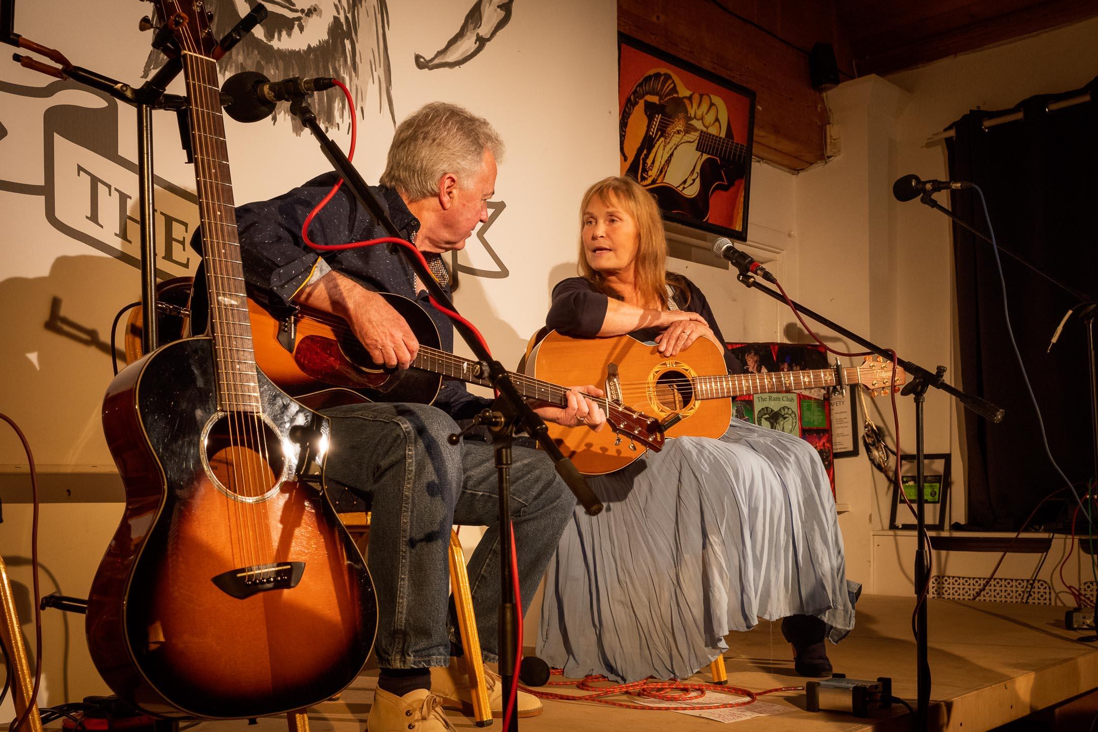 Cathryn Craig & Brian Willoughby