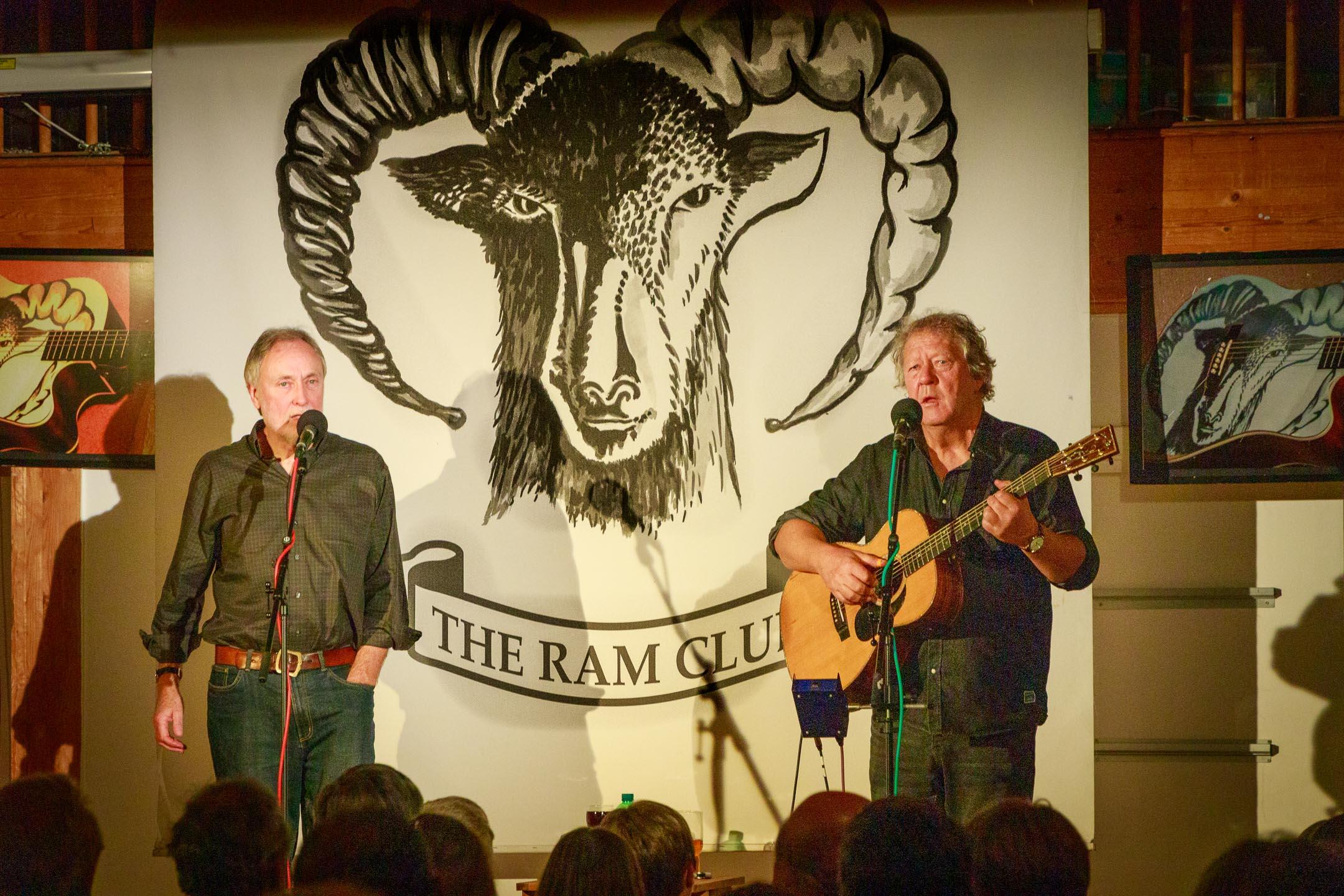 Mick Ryan & Paul Downes
